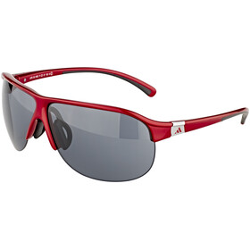 adidas Pro Tour Bike Glasses L red